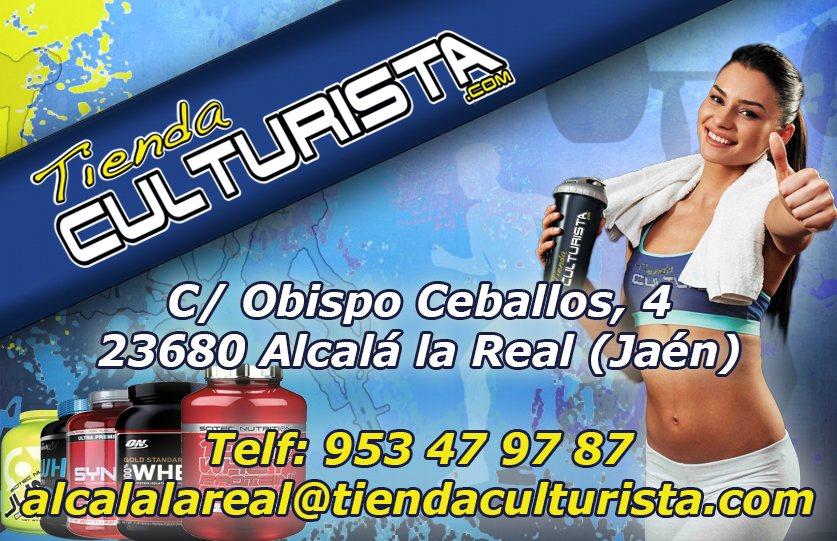 Tienda Suplementos Alcalá la Real