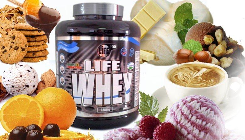 Life Pro Nutrition, Sabores Italianos