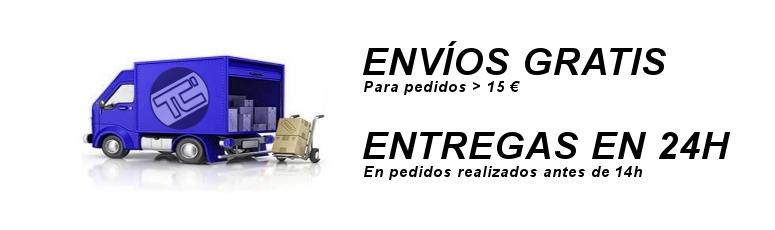 ENVIOS GRATIS Y RAPIDOS