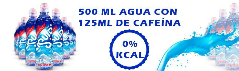 L1QUID AGUA CON CAFEÍNA