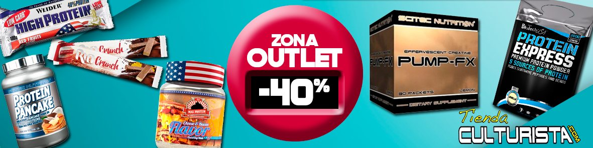 Outlet 40%