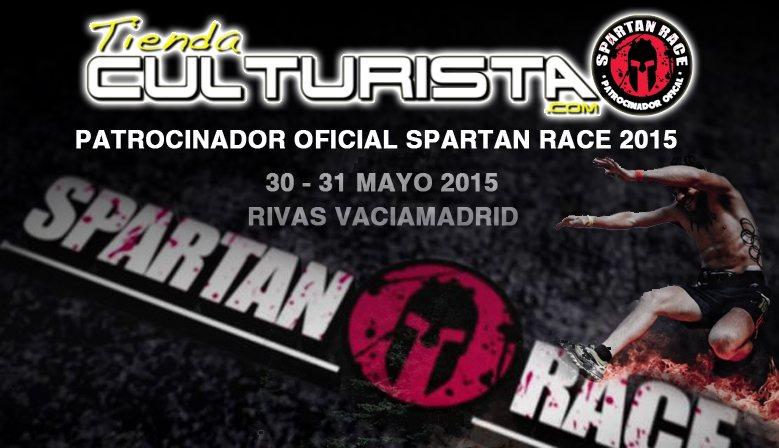 SAPARTAN RACE RIVAS 2015 PATROCINADOR OFICIAL